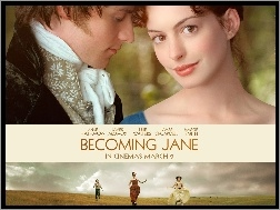 Anne Hathaway, Becoming Jane, James McAvoy